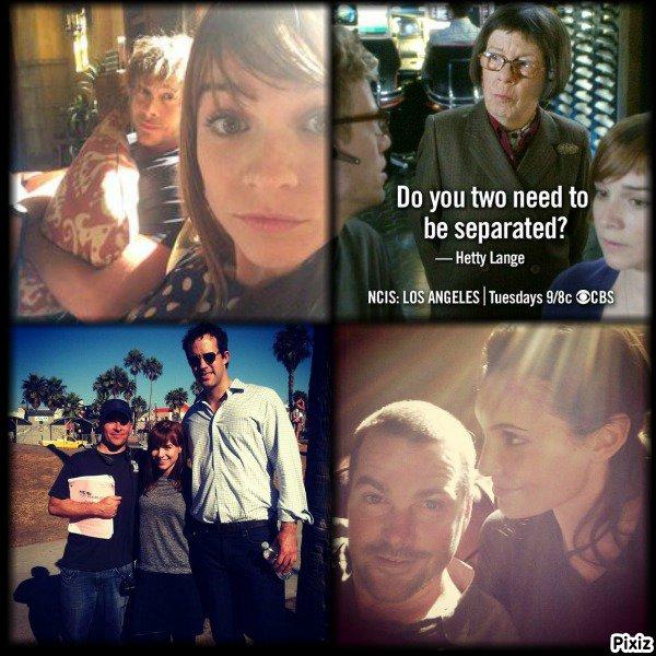 NCIS Los Angeles saison 4