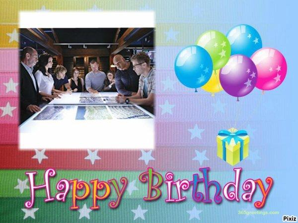 Les anniversaires des acteurs du NCIS Los Angeles