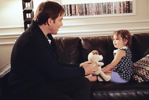 Tony Dinozzo et Ziva David avec leur fille