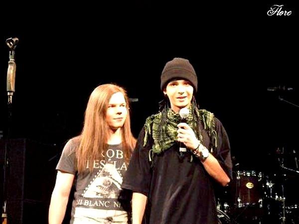 Georg et Tom