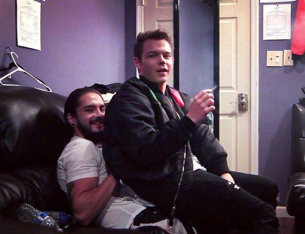 Tom et Georg