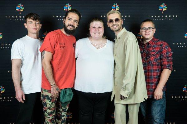 Tokio Hotel 12 mai 2019