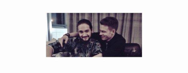 Tom & Georg