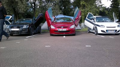 Meeting de beaune ( l'esprit tuning club )