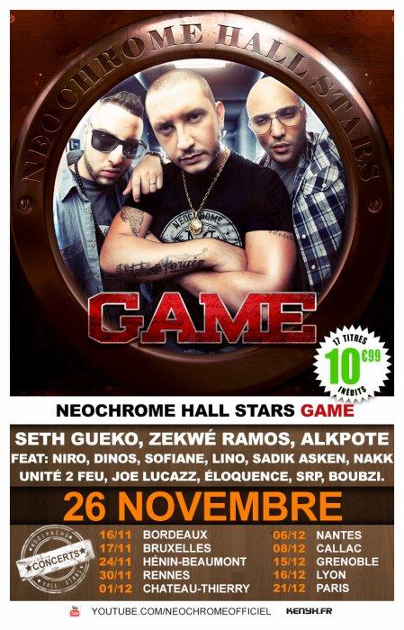 ZEKWE RAMOS | NEOCHROME HALL STARS |