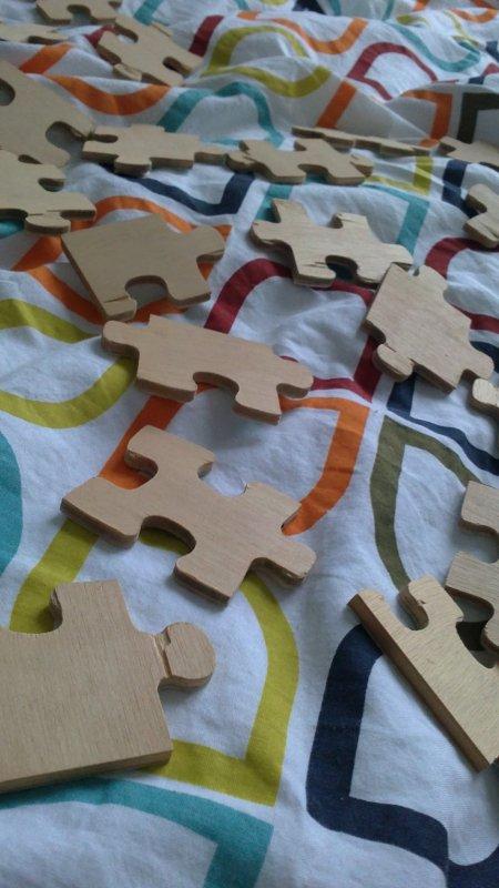 La vie est un puzle, à nous de le reconstituer
