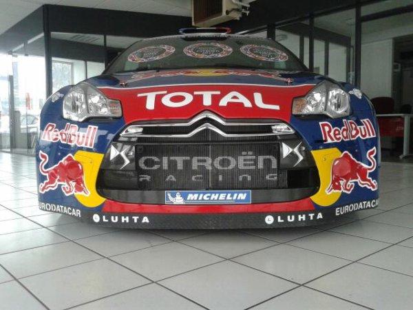 DS3 WRC 2012