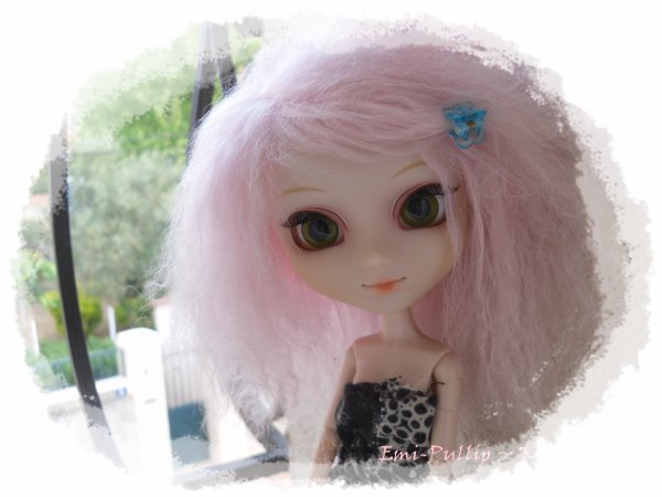 Présentation de ma 1ere doll