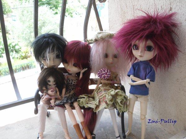 Mes dolls ~