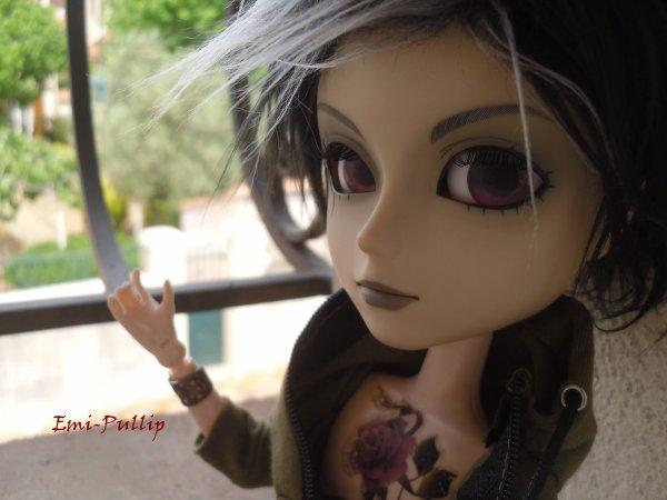 Présentation de ma 3eme doll