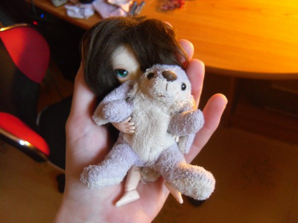 Présentation de ma 5eme doll