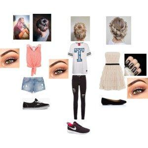 Les tenues du jour ♥♥