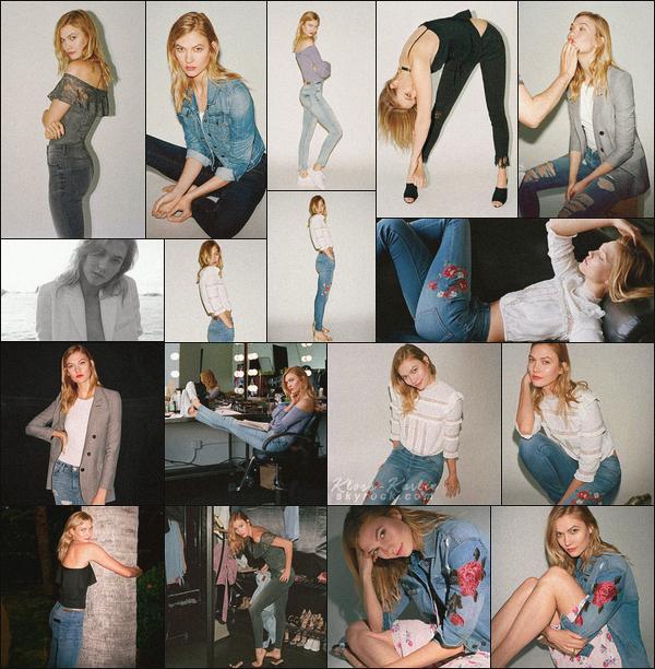 .. ----▷ Photoshoot -◆- Shoot de Karlie pour la collection Karlie Kloss x EXPRESS !