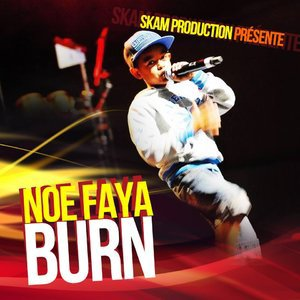 Dj-Gane_ Prod- Noé Faya BURN: Big tune Mix 2013  (2013)