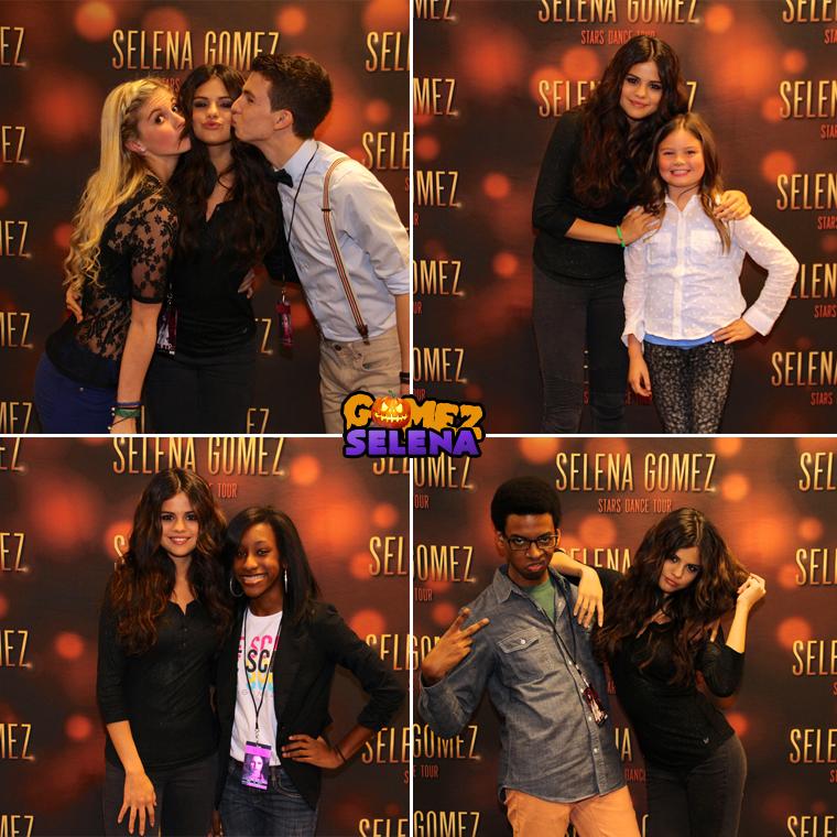 Selena a donné un concert à Nashville, ce 25 octobre 2013. Le même jour Selena a chanté dans un café, et elle aurait pue s'abstenir. Vous avez les photos du M&G ci-dessous.