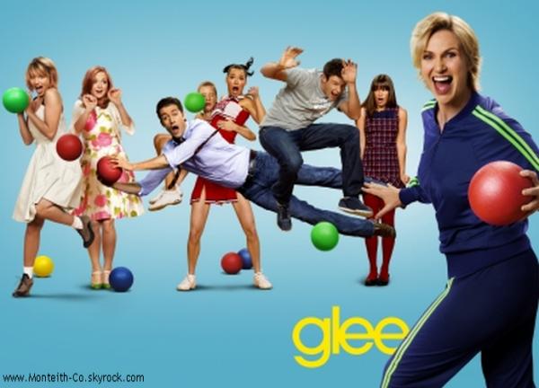 """Posters pour la saison 3 de Glee  Affiche du film """"Brothers & Sisters"""""""