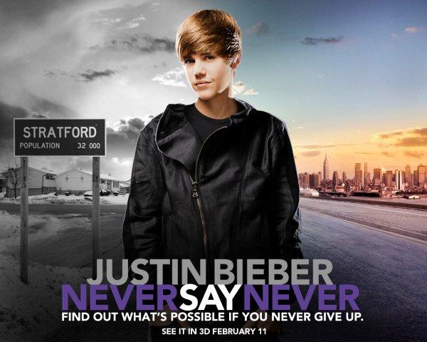 Avant-première Never Say never