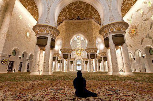 macha allah la mosquée