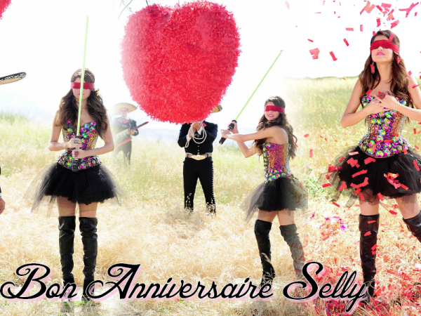Happy Birthday Selly :)