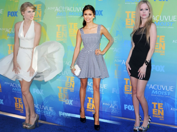 Les Teen Choices Awards