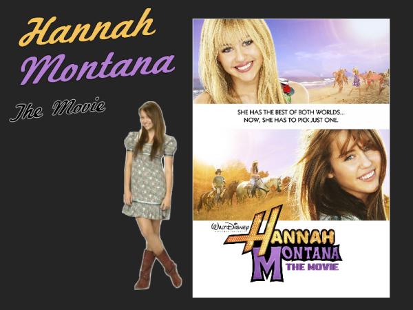 SPECIAL Hannah Montana