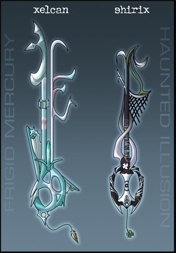 Kingdom heart (keys) 3
