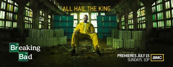 Breaking Bad, une GRANDE série