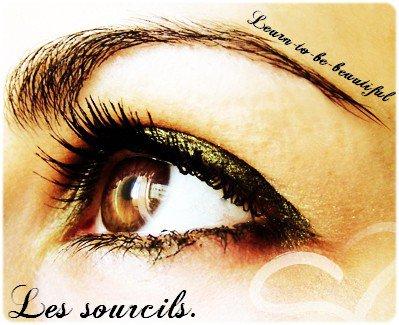 #. 04 - Les sourcils.