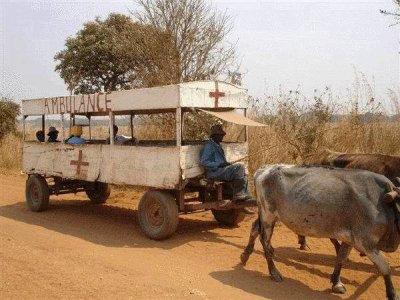 ambulance  a l ancienne