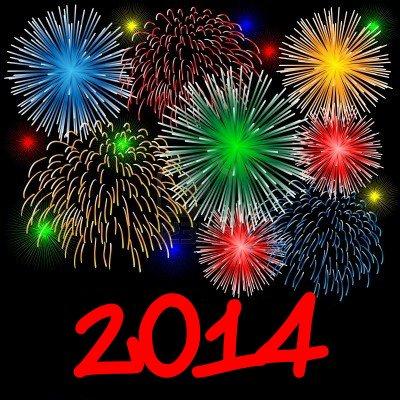 Bonne et heureuse annee 2014 a toutes et a tous