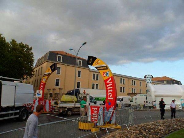 Tour de France 2014 à Carcassonne