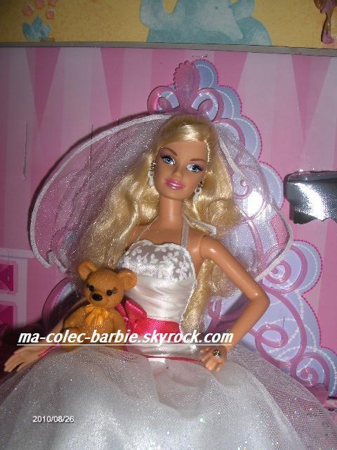 ma 2eme nouvelle poupée barbie