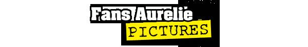 Les dernieres photos de la ravissante Aurélie Van Daelen !