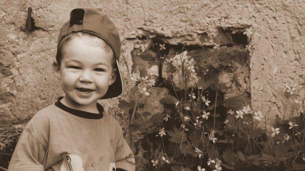 """""""Le sourire d'un enfant est unique."""""""