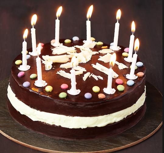 Mon anniversaire :D !