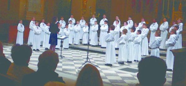 Concert aux Invalides- Choeur à voix égales (cm1-cm2,6e,5e)