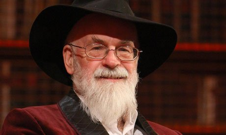 RIP Terry Pratchett <3