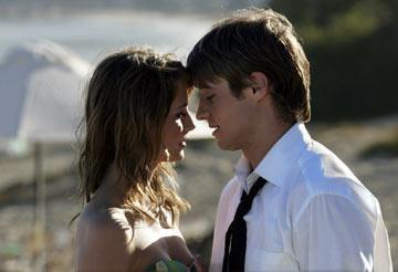 Oublions tout. Pensons qu'à nous juste le temps d'un amour.