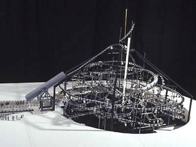 Le circuit du Space Mountain mission 2 - Blog de star-tour ...