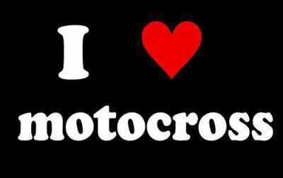 i love motocross