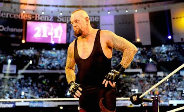 WWE News : Dernière mise à jour sur la lutte de l'Undertaker à WrestleMania 31.