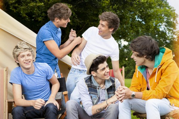 Fiiction Yaoi / One direction <3