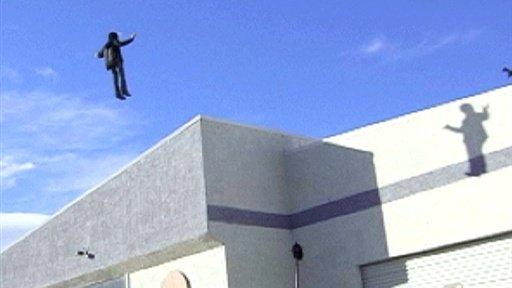Criss Angel Révélation des immeubles (lévitation)