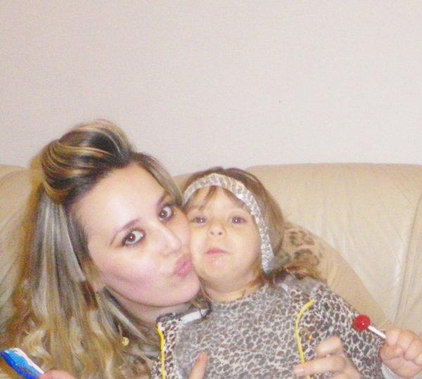 yo y mi fille