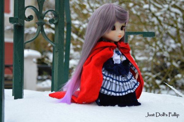 La neige et Shinu