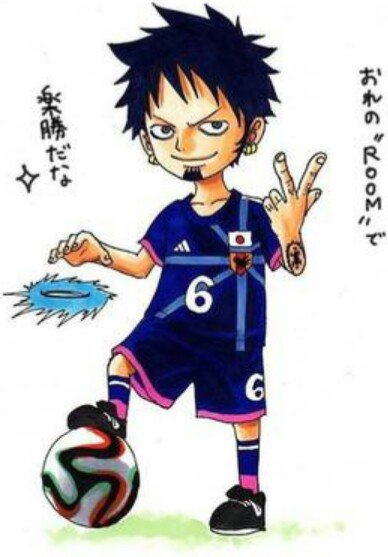 Law shibi footballeur '^'