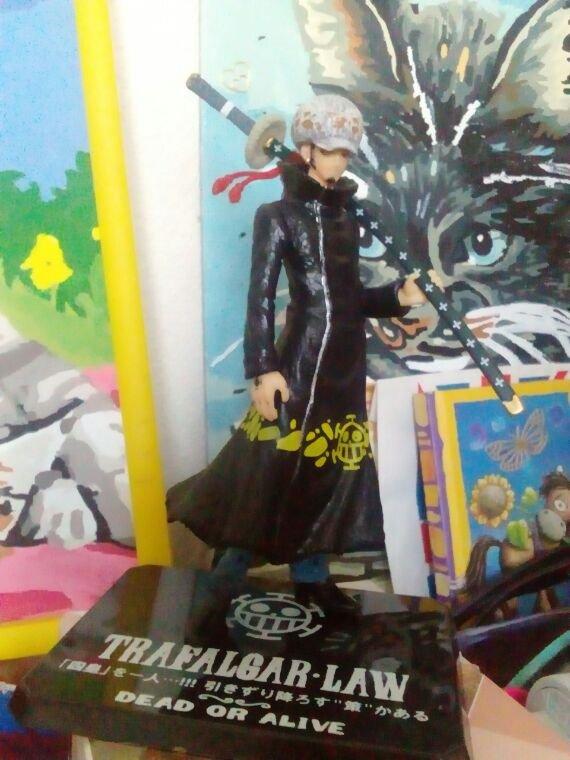 Ma figurine reçue Samedi *-*