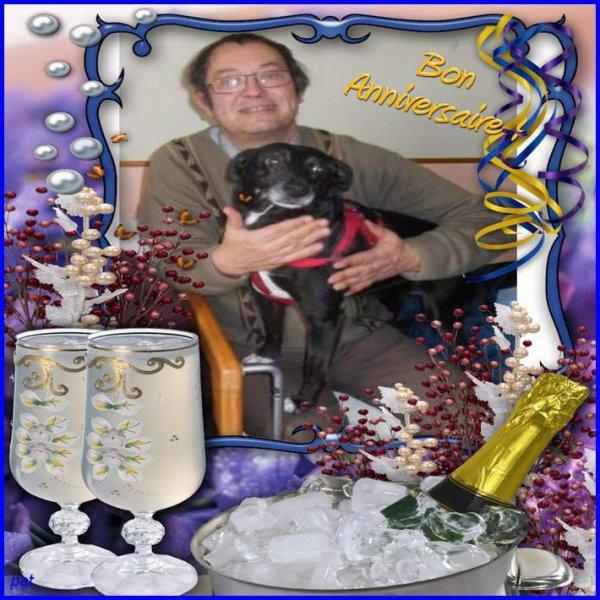 946. Jolis cadeaux de Pat pour mes 61 ans