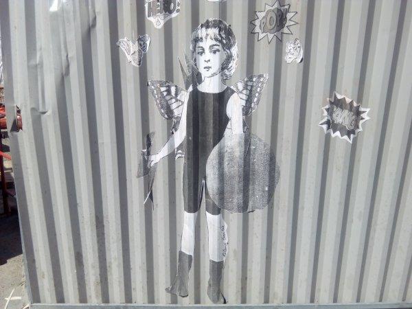 982. Street Art à Maubeuge