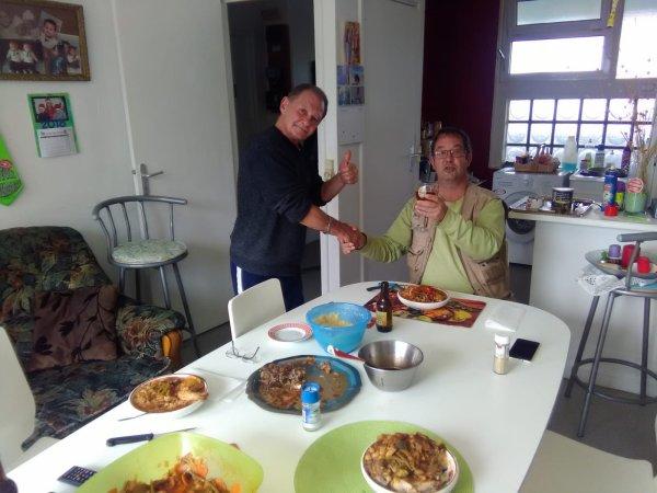 1003. Couscous party chez Daniel